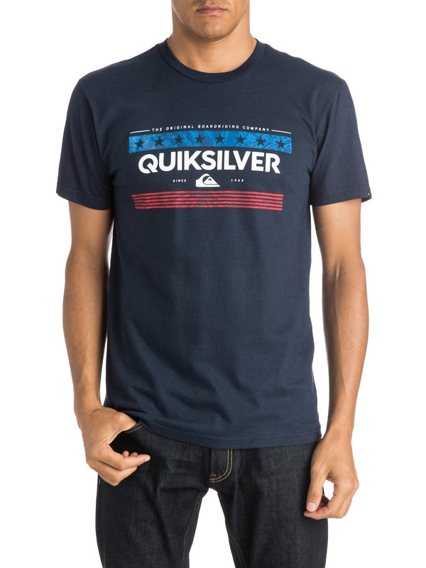 0 The General - T-Shirt  AQYZT04014 Quiksilver