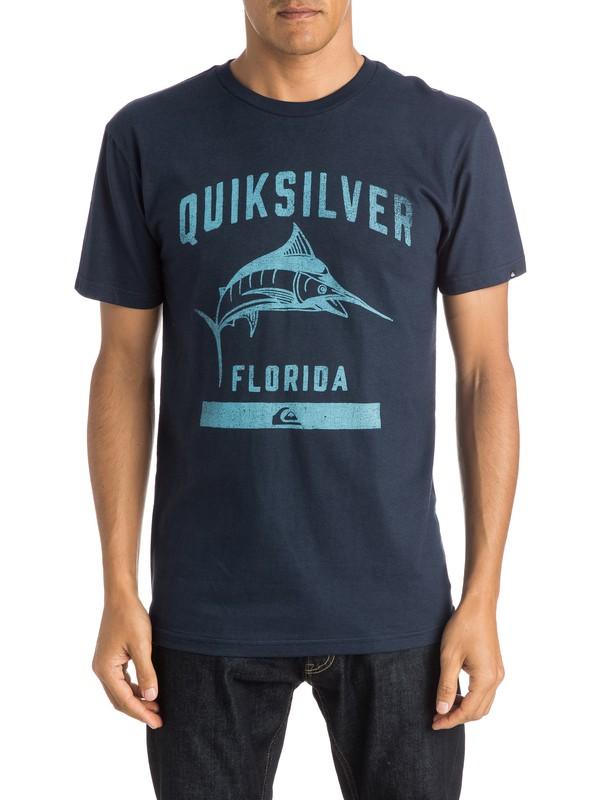 0 FL Marlin - T-Shirt  AQYZT04059 Quiksilver
