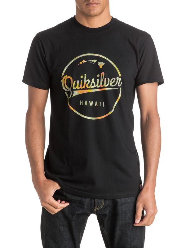 0 Hula Bula T-Shirt  AQYZT04090 Quiksilver
