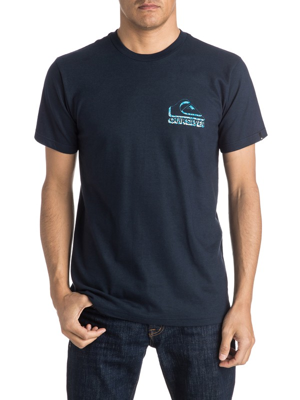 0 Camiseta All In  AQYZT04097 Quiksilver