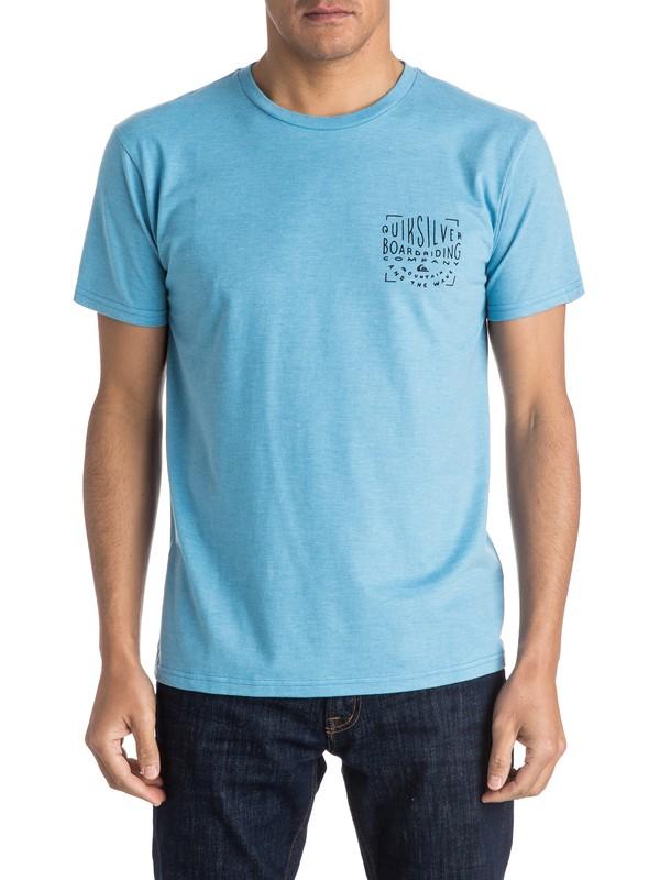0 Camiseta Old City  AQYZT04123 Quiksilver