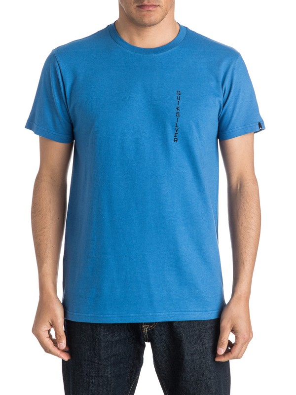 0 Faded Time Tee  AQYZT04288 Quiksilver