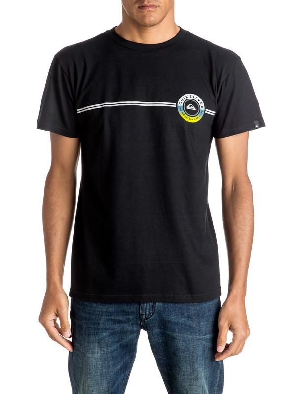 0 Golden Lines - T-Shirt  AQYZT04404 Quiksilver