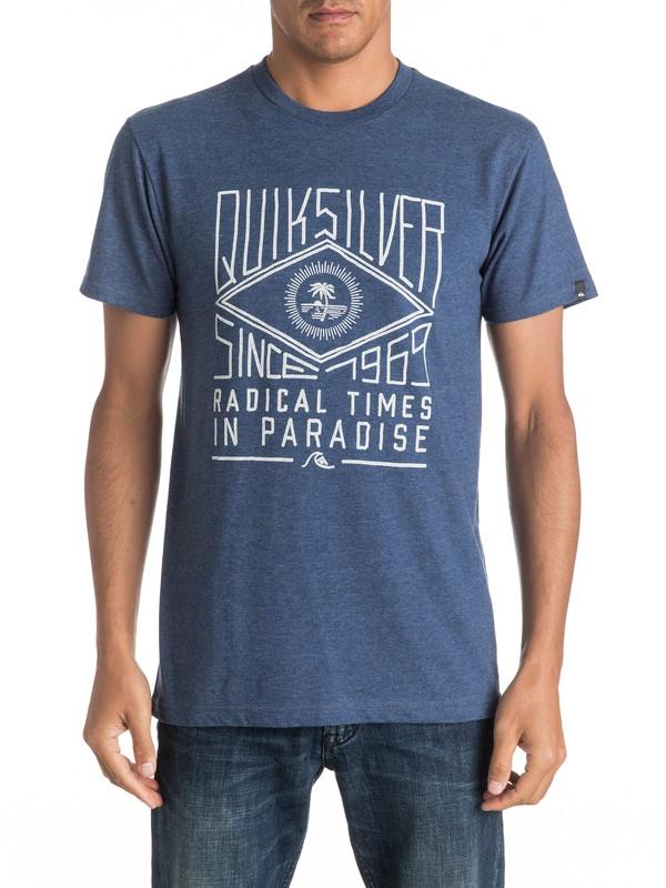 0 Salero - T-Shirt  AQYZT04407 Quiksilver