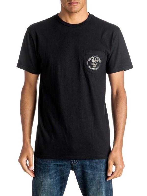0 Off The Block - T-Shirt  AQYZT04413 Quiksilver