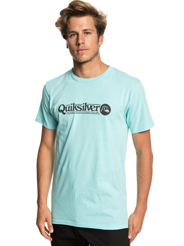 Quiksilver Childrens Art Tickle Tee-Shirt