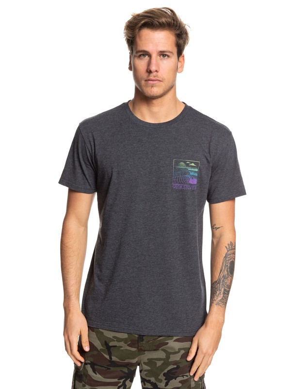 0 Raw Angel Tee Black AQYZT06077 Quiksilver