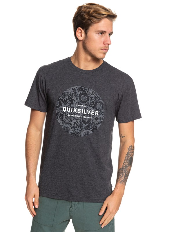 0 Raging Dream Tee Black AQYZT06105 Quiksilver