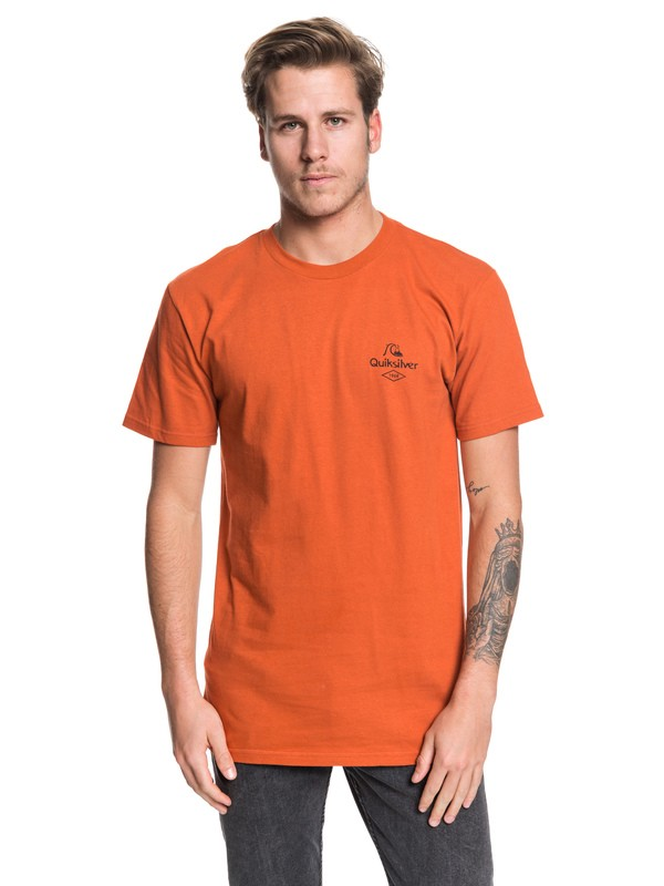 0 Diamond Tails Tee Pink AQYZT06198 Quiksilver