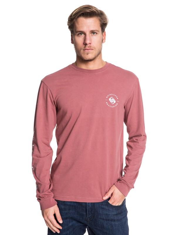 0 JAMMER LS Pink AQYZT06456 Quiksilver