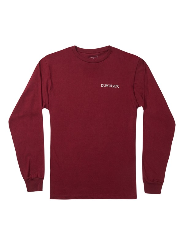 Rise And Shine - Long Sleeve T-Shirt for Men  AQYZT06867