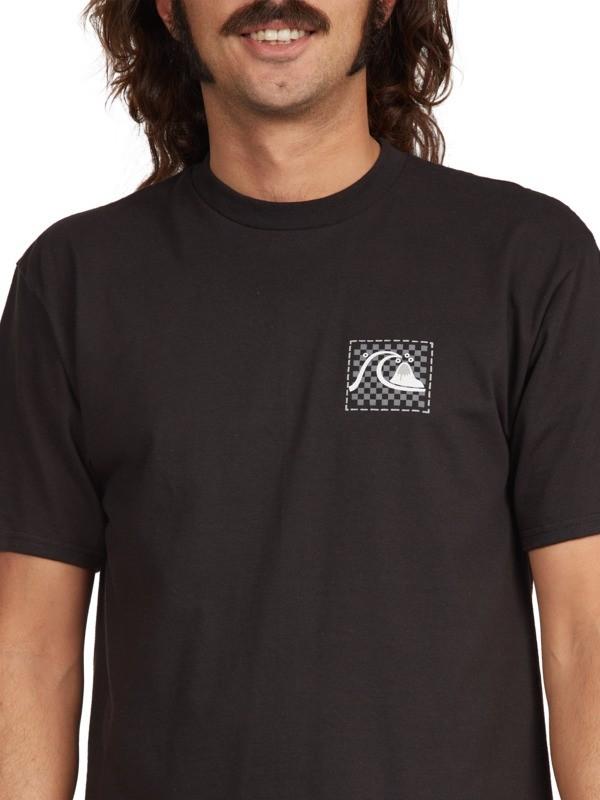 Check Echo - T-Shirt for Men  AQYZT08149