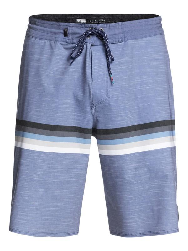 "0 Bermuda Beachshort Seasons 20"" Quiksilver  BR60012635 Quiksilver"