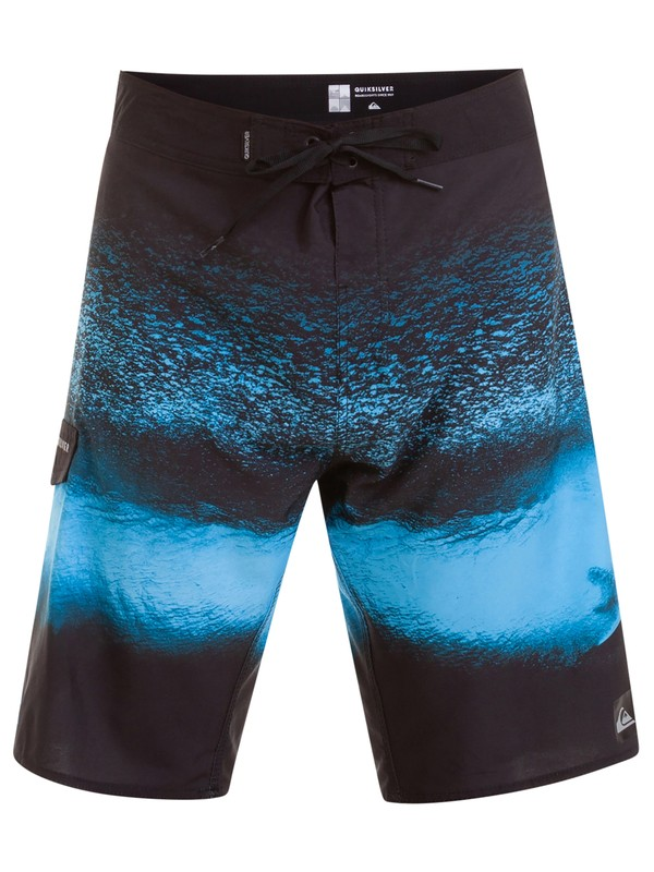 "0 Bermuda Boardshort Everyday Heaven 21"" Quiksilver  BR60012648 Quiksilver"
