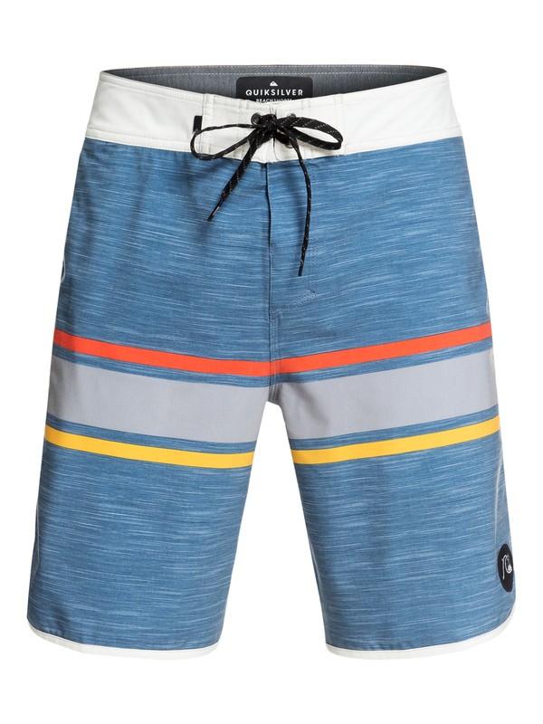 "0 Bermuda Boardshort Seasons Beachshort 20"" Quiksilver  BR60012684 Quiksilver"