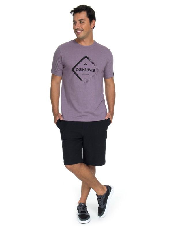 0 Camiseta Diamond Spirit Quiksilver  BR61114661 Quiksilver