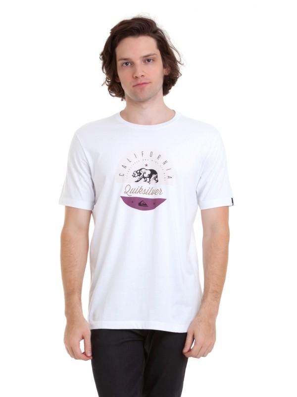 0 Camiseta Cali Classic Quiksilver  BR61114686 Quiksilver