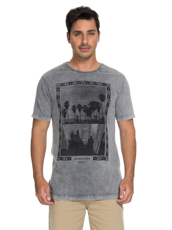 0 Camiseta Mirror Image Quiksilver  BR61142978 Quiksilver
