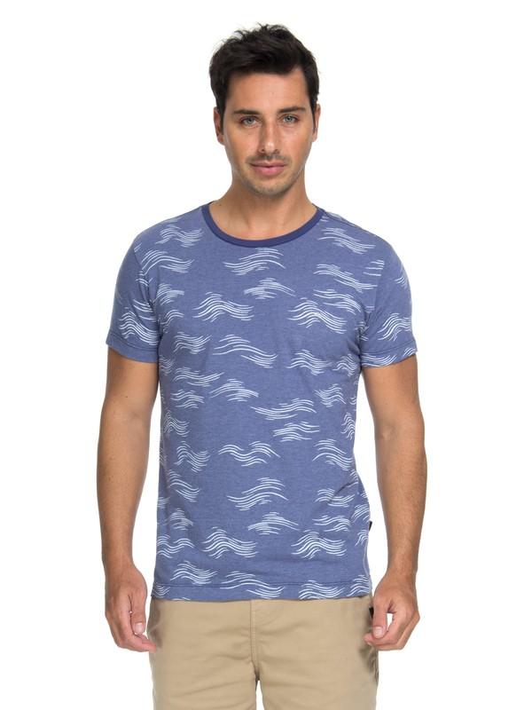 0 Camiseta Full Print Quiksilver  BR61142993 Quiksilver