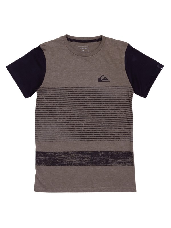 0 Camiseta Juvenil Tijuana Quiksilver  BR68112171 Quiksilver