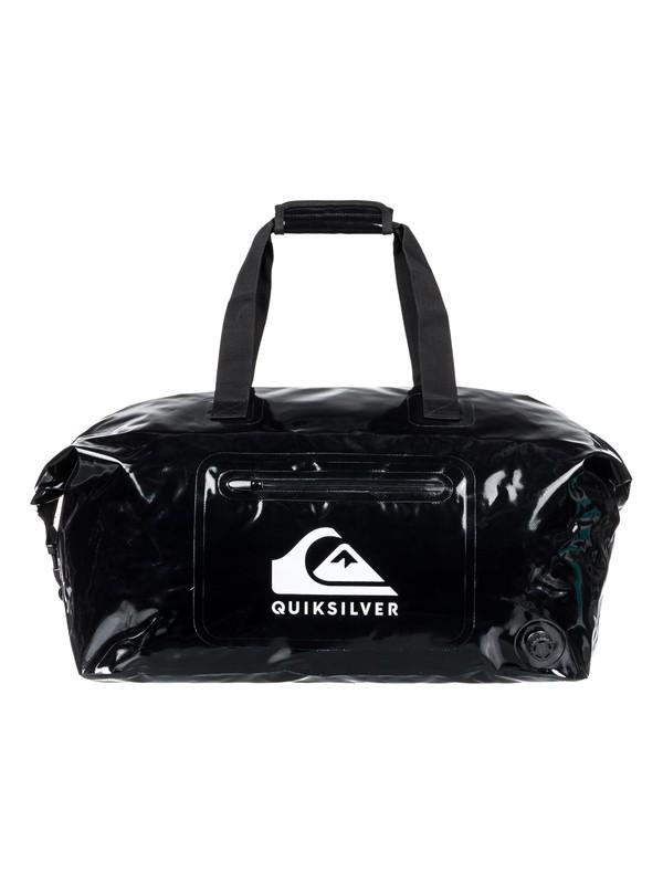 0 Quiksilver - Wet Dry Duffel Bag Black EGL0DUFFEL Quiksilver