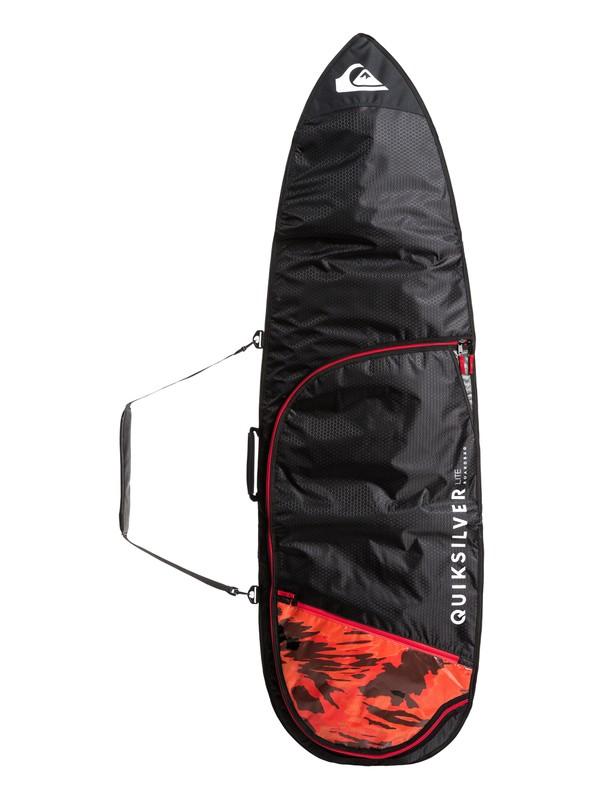 "0 QS-Lite 6'6"" - Board Bag Red EGL0LITE66 Quiksilver"