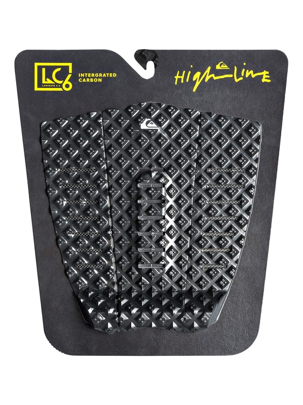 0 Carbon Pad LC6 - Surfboard Tail Pad Black EGL19PDLC6 Quiksilver