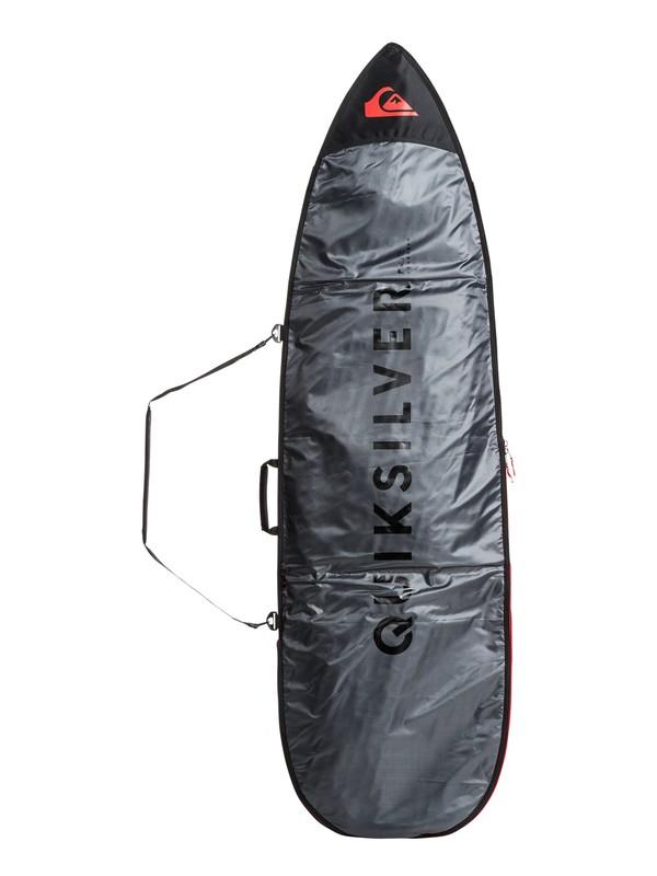 0 QS F'n LITE 6'3 - Board Bag Grey EGLFNLIT63 Quiksilver