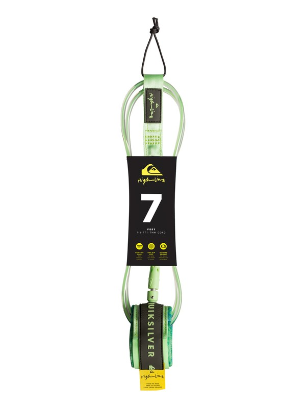 0 Highline - Invento/ leash para surf Verde EGLHHLINE7 Quiksilver