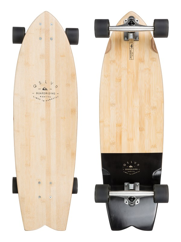 0 Abacaxi Skateboard  EGLLSABXUS Quiksilver