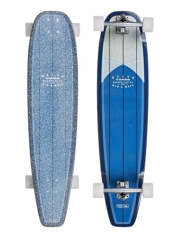 0 Blue Rapa Nui US - Soul Surfing Longboard  EGLLSRPNUS Quiksilver