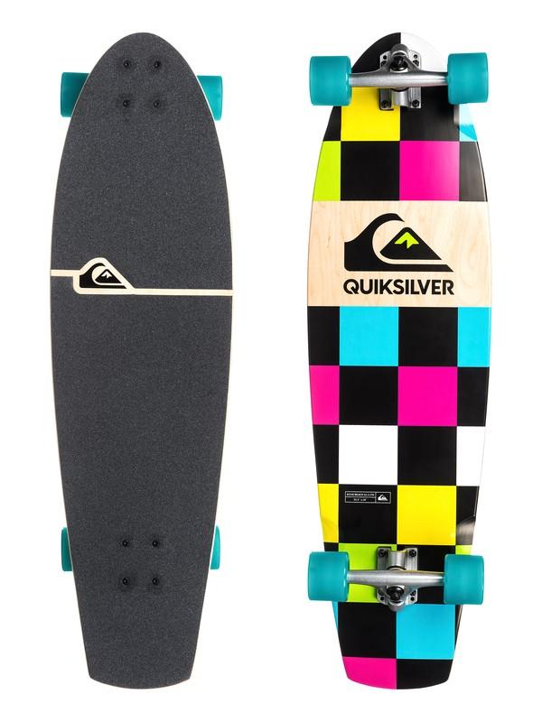 0 Cruiser Echo Beach 35.5 Ltd -Tabla de skate  EGLQSLSECL Quiksilver