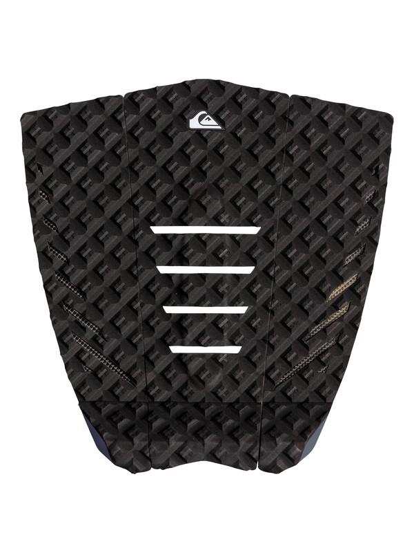 0 Carbon Pad LC6 Surfboard Tail Pad Black EGLQSPDLC6 Quiksilver