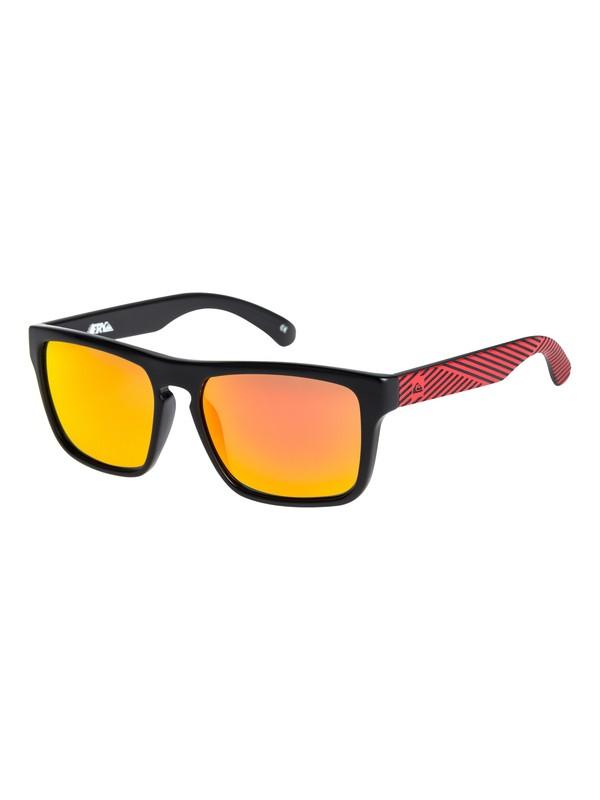 0 Small Fry - Gafas de sol para Chicos 8-16 Multicolor EKS4077 Quiksilver