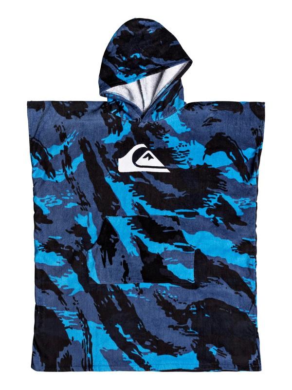 0 Boy's 8-16 Quiksilver Hooded Towel  EQBAA03051 Quiksilver