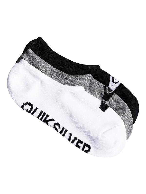0 Детские короткие носки Quiksilver (3 пары) Разноцветный EQBAA03055 Quiksilver