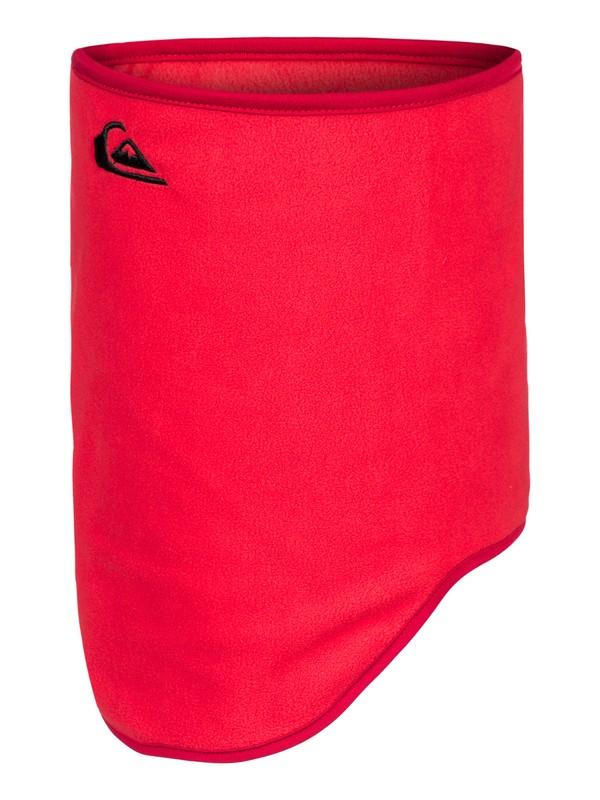 0 Casper - Neck Warmer Red EQBAA03056 Quiksilver