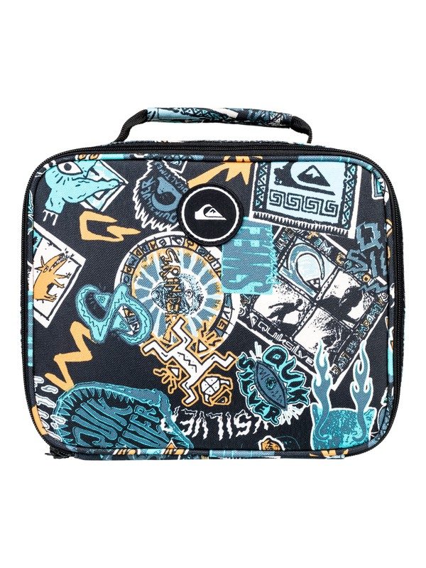 0 Boy's 8-16 Quiksilver Lunch Box Yellow EQBAA03059 Quiksilver