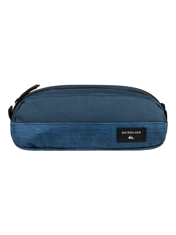 0 Tasmen - Pencil Case Blue EQBAA03070 Quiksilver