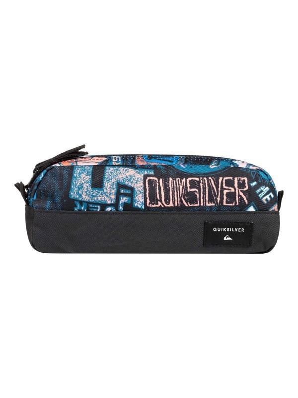 0 Tasmen - Pencil Case Black EQBAA03070 Quiksilver