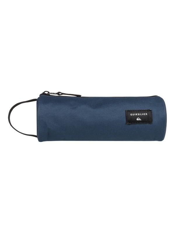 0 Pencilo - Pencil Case Blue EQBAA03072 Quiksilver
