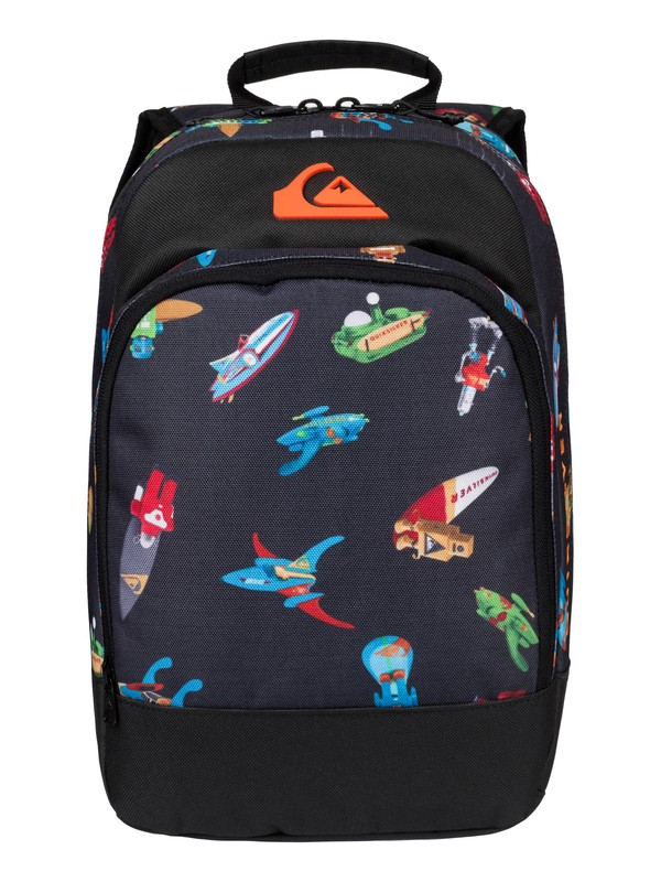 0 Chompine - Medium Backpack  EQBBP03028 Quiksilver