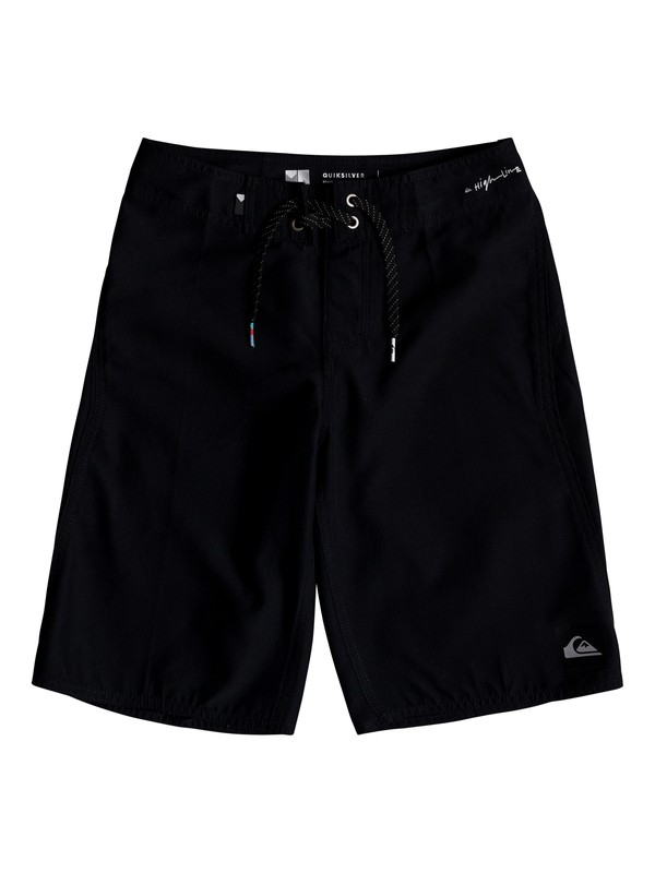 0 HIGHLINE KAIMANA YOUTH 19 Negro EQBBS03242 Quiksilver