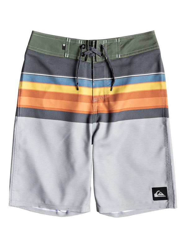 "0 Boardshorts Everyday Sion 18"" Negro EQBBS03360 Quiksilver"