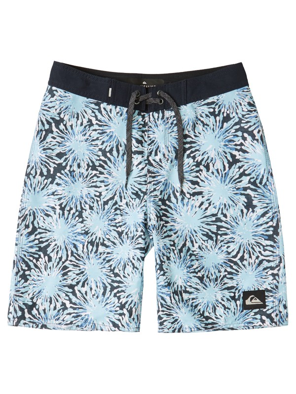 """Everyday Fireworks 18"""" - Board Shorts for Boys 8-16  EQBBS03417"""