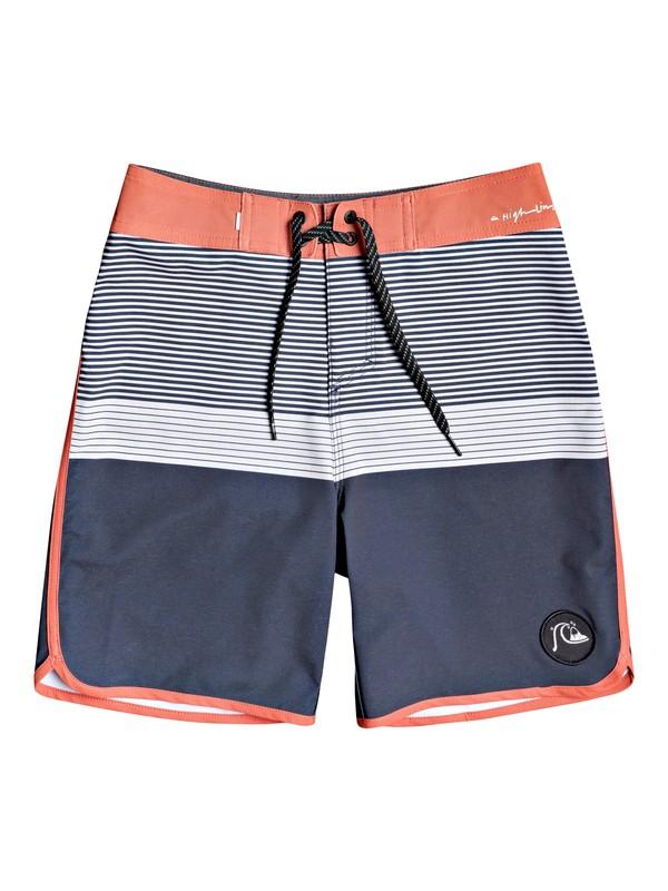 "Highline Tijuana 17"" - Board Shorts for Boys 8-16  EQBBS03507"