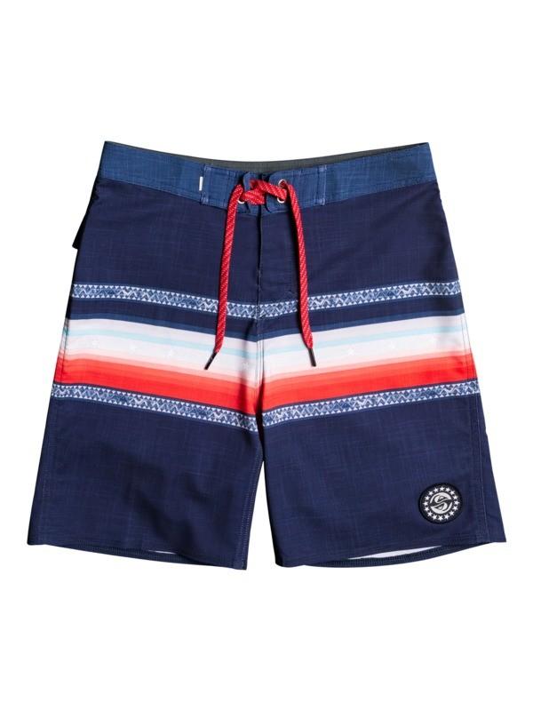 "Surfsilk Sun Faded 17"" - Board Shorts for Boys 8-16  EQBBS03556"