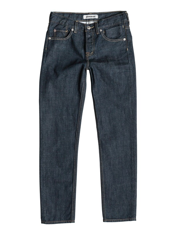 0 Revolver Rinse - Straight-Fit Jeans  EQBDP03056 Quiksilver