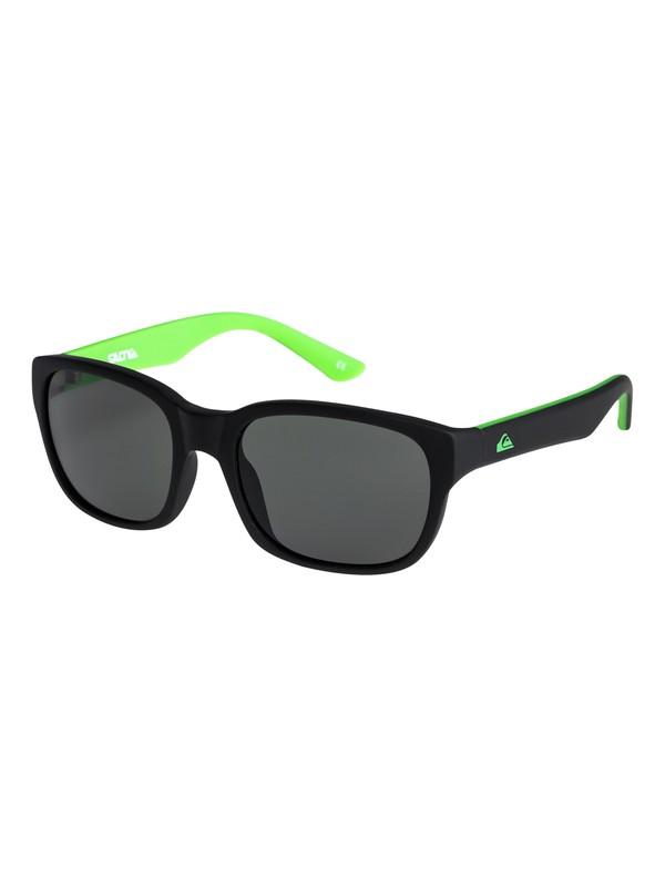 0 Salty - Gafas de Sol para Chicos 3-7 Negro EQBEY03000 Quiksilver