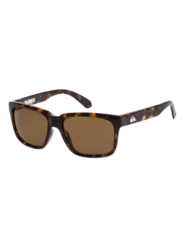 0 Player - Sunglasses for Boys 8-16 Brown EQBEY03004 Quiksilver